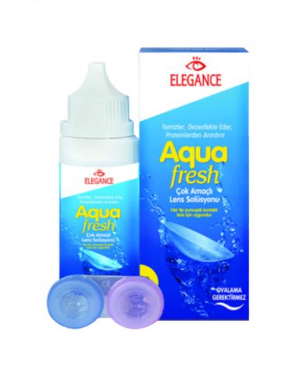 aqua fresh lens solüsyonu