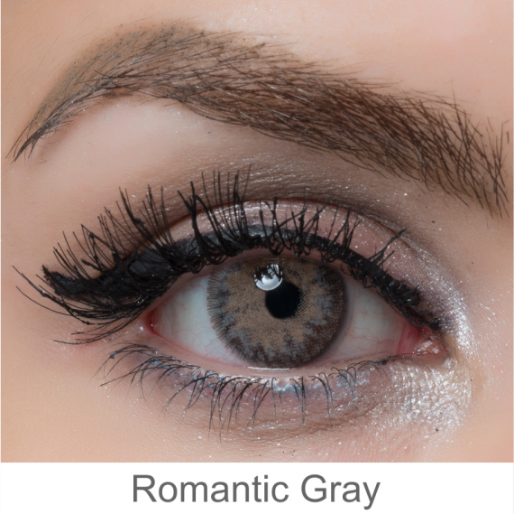 arcobaleno romantic gray lens