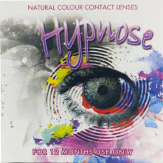 hypnose renkli lens