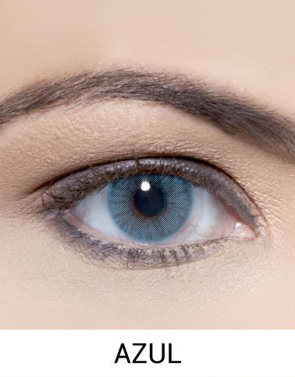 hypnose azul renkli lens