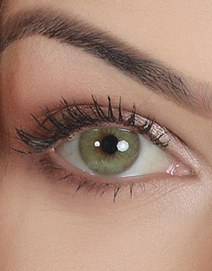 hypnose dream green renkli kozmetik lens
