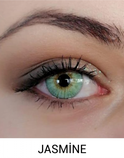 hypnose jasmine renkli kozmetik lens