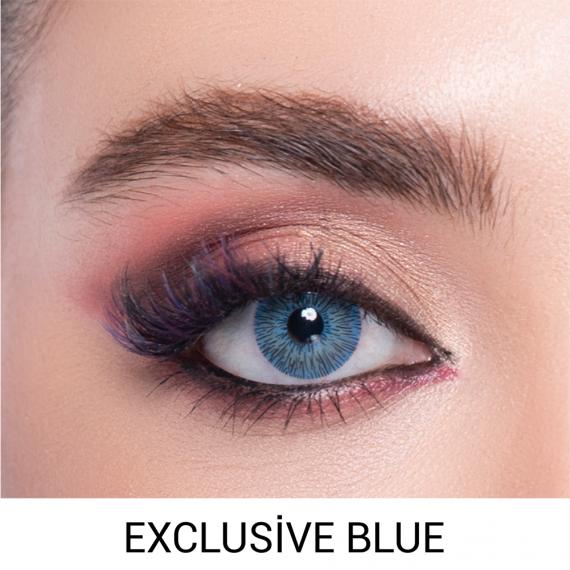 Labella blue lens exclusive channel aylık