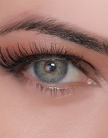 Hypnose grafite renkli kozmetik lens göz