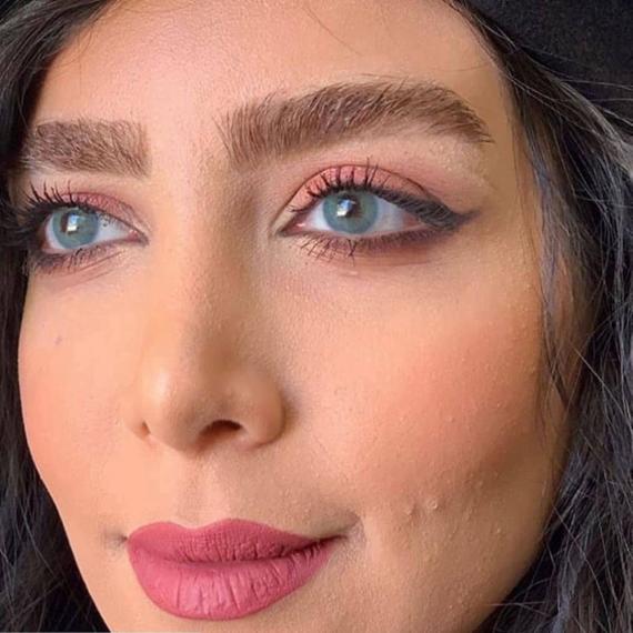 Hypnose hollywood blue renkli kozmetik lens 2. müşteri