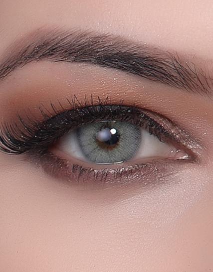 Hypnose Lolita Gray Renkli Kozmetik Lens Göz