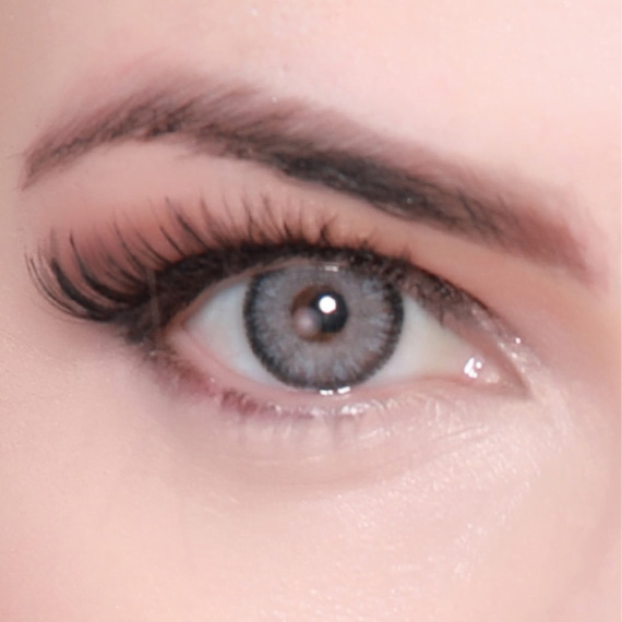 Hypnose Miranda Gray Renkli Kozmetik Lens Göz