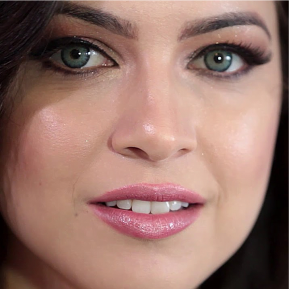 Hypnose Miranda Gray Renkli Kozmetik Lens 1. Müşteri