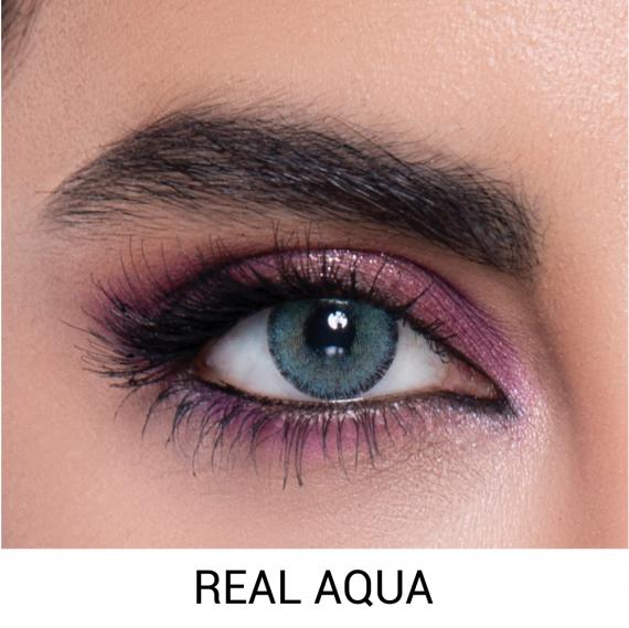 Labella Real Aqua Hareli Lens 3 Aylık