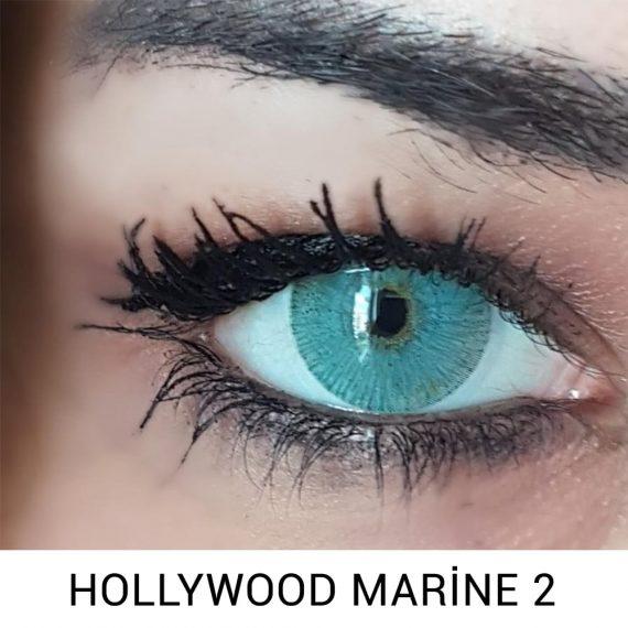 Hypnose New Hollywood Marine Lens 1 Yıllık