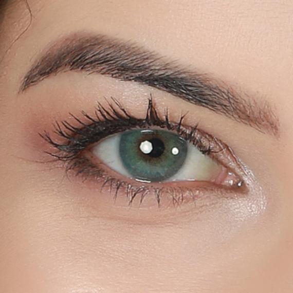 hypnose natural blue yıllık lens göz