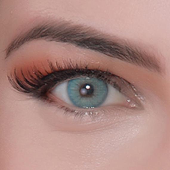 hypnose sea blue lens göz