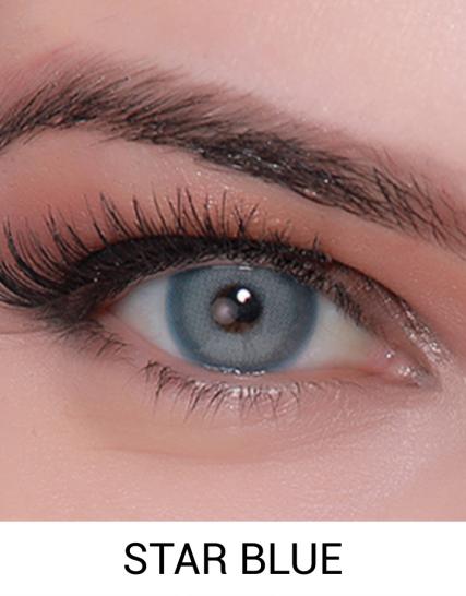 hypnose star blue yıllık lens