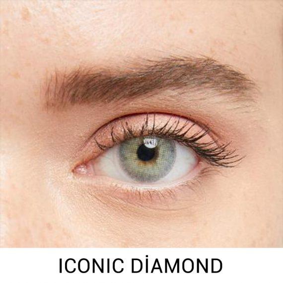 Iconic Diamond Hareli Lens 3 Aylık