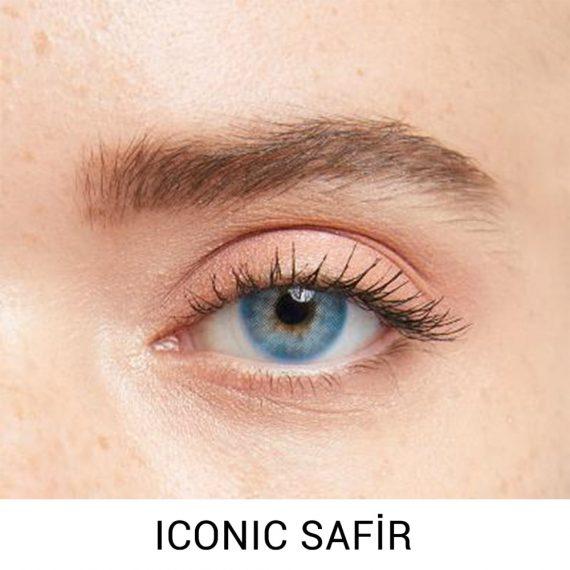 Iconic safir haresiz lens