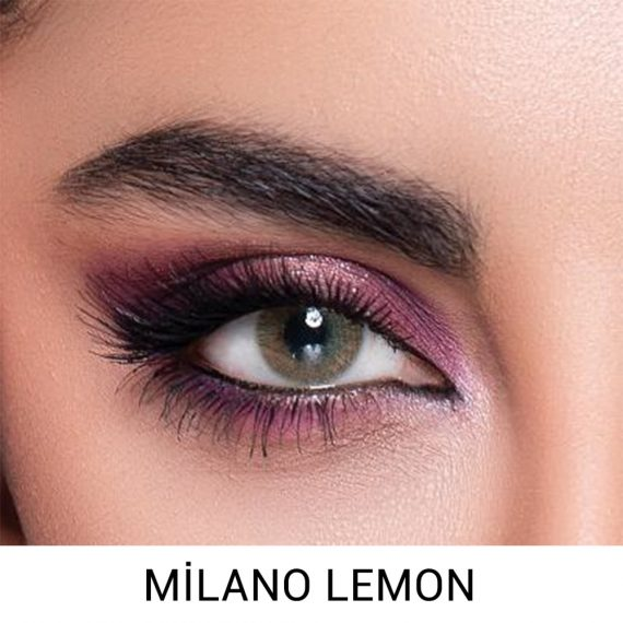 Labella Milano Lemon Haresiz Lens 3 Aylık