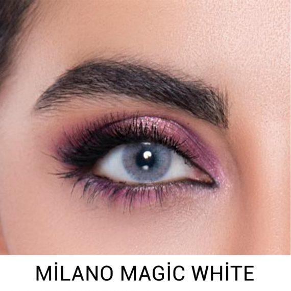 labella milano magic white haresiz lens 3 aylık