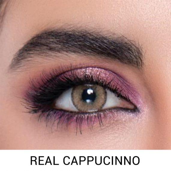 Labella real cappucinno hareli lens 1 yıllık