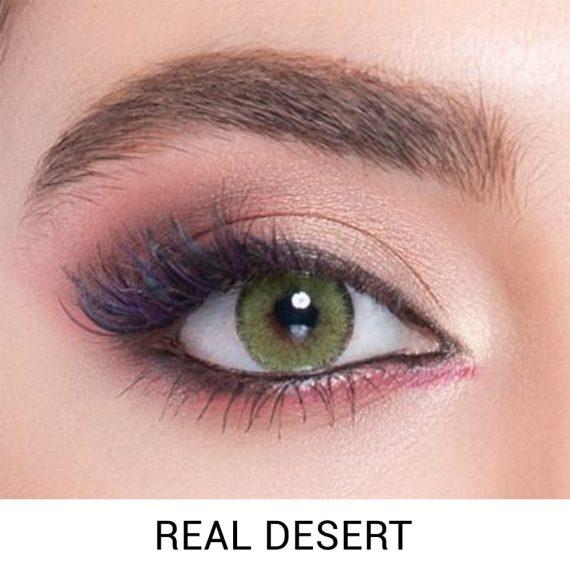 Labella real desert hareli lens 3 aylık