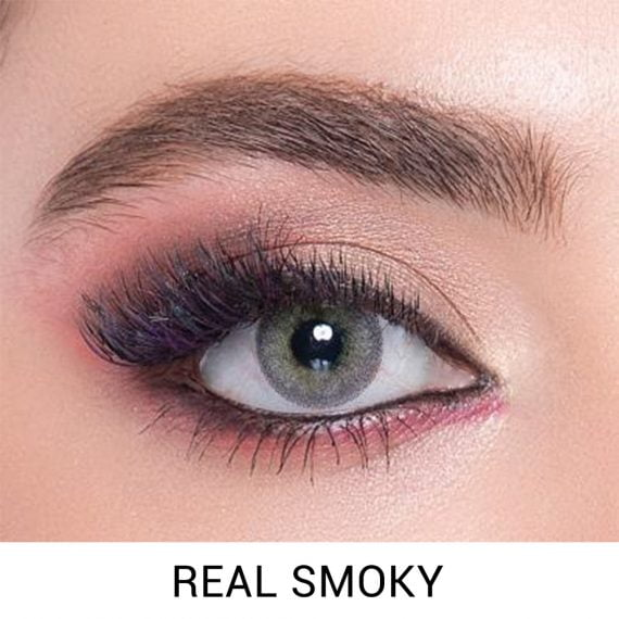 Labella real smoky hareli lens 3 aylık