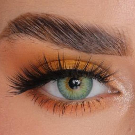 FX Eyes Jasmine 2 Hareli Lens 1 Yıllık