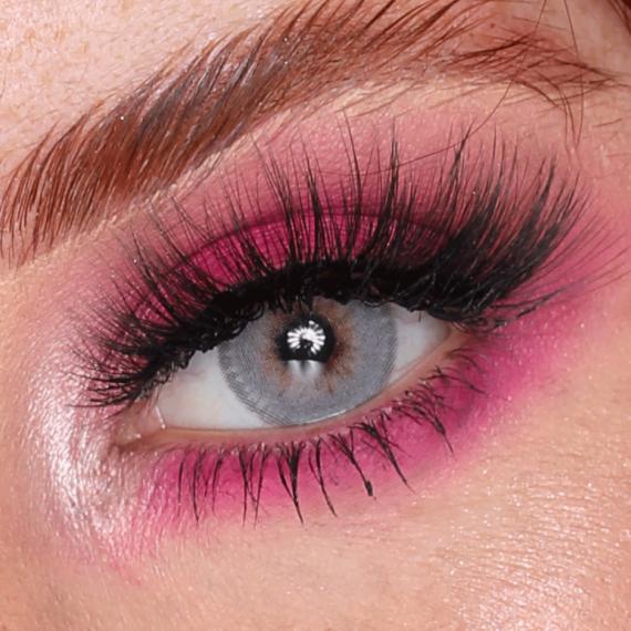 FX Eyes Nil Blue Hareli Lens 1 Yıllık