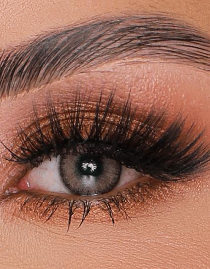 FX Eyes Pearl Brown Hareli Lens 1 Yıllık