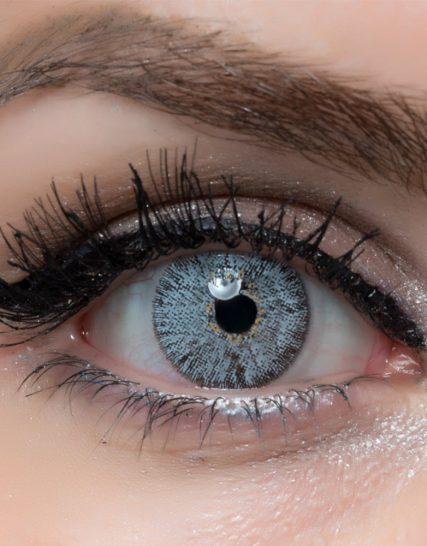 Arcobaleno Baleno GrayBlue Hareli Lens