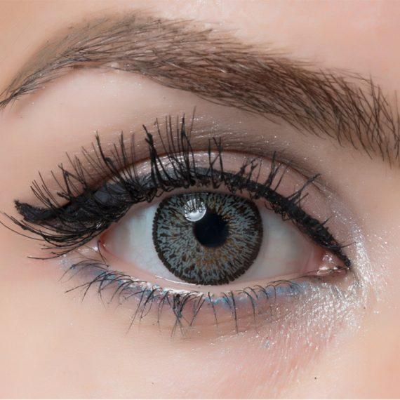 Arcobaleno Beauty Gray Hareli Lens
