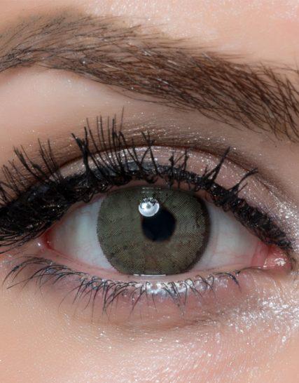 Arcobaleno Baleno GrayGreen Haresiz Lens