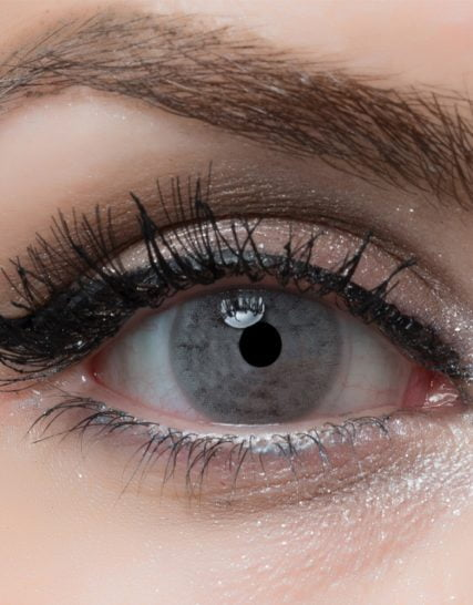 Arcobaleno Baleno GrayShadow Haresiz Lens