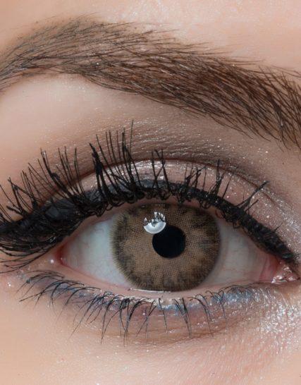 Arcobaleno Romantic GreenHazel Haresiz Lens