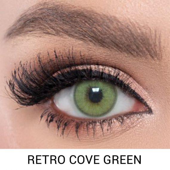 El Amore Retro Cove Green