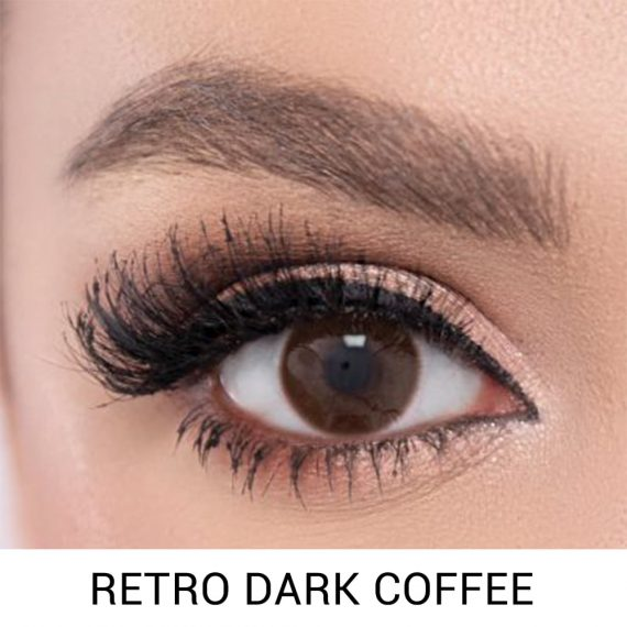 El Amore Retro Dark Coffee