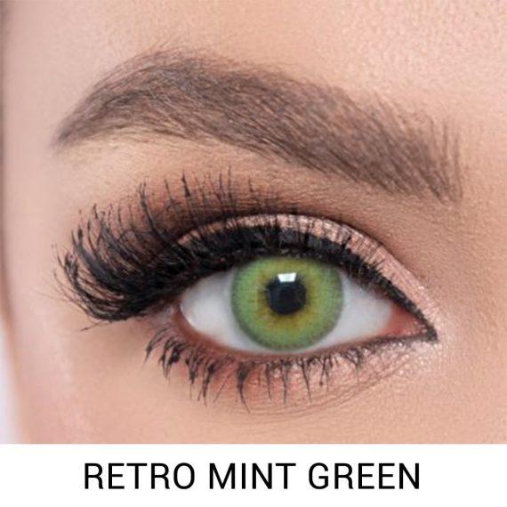 El Amore Retro Mint Green