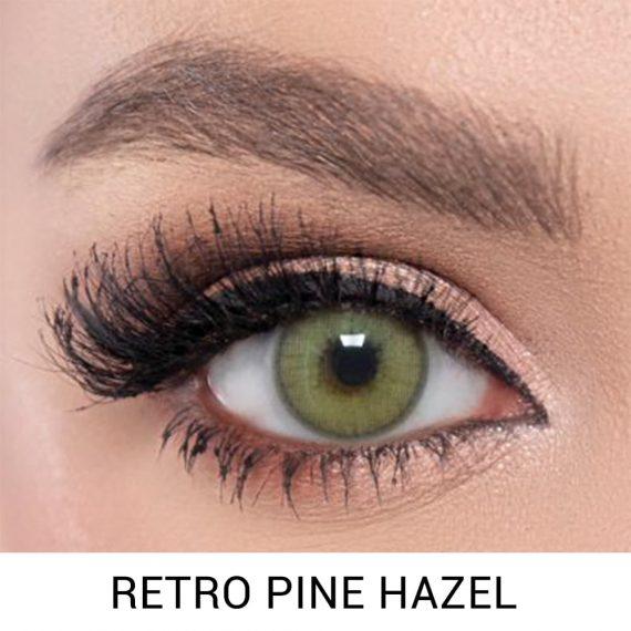 El Amore Retro Pine Hazel