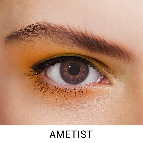 Freshlook ametist lens