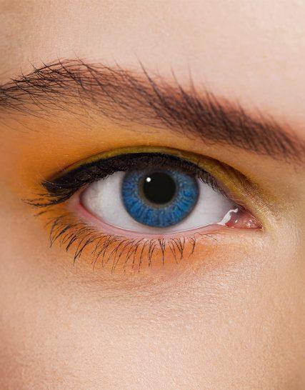 Freshlook Colorblends Parlak Mavi Aylık Renkli Lens