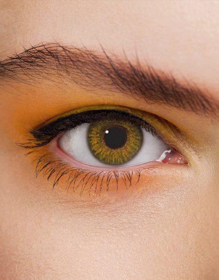 Freshlook Colorblends Saf Ela Aylık Renkli Lens