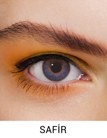 Freshlook Colorblends Safir Aylık Renkli Lens