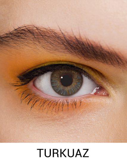 Freshlook Colorblends Turkuaz Aylık Renkli Lens
