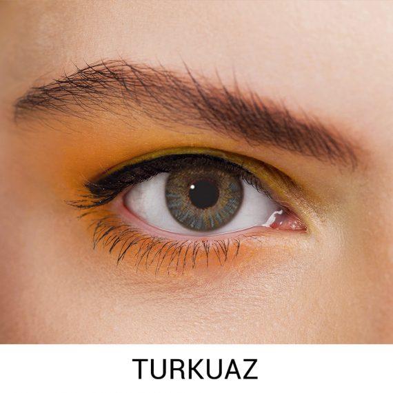 Freshlook Turkuaz Lens