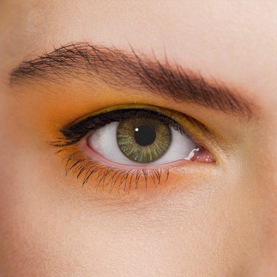 Freshlook Colorblends Yeşil Aylık Renkli Lens