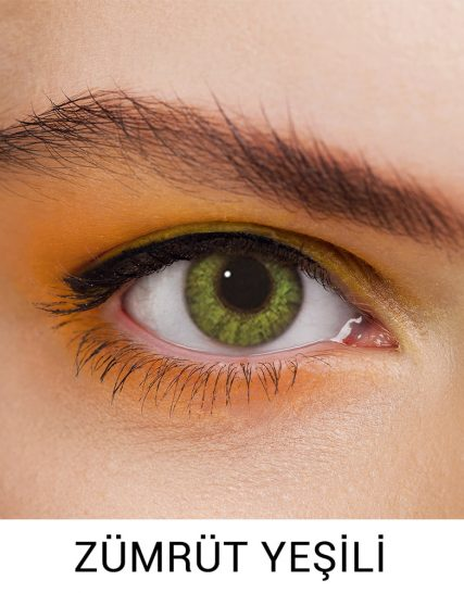 Freshlook Colorblends Zümrüt Yeşili Aylık Renkli Lens