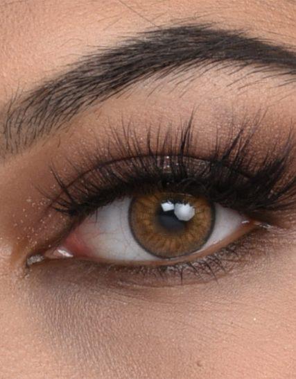 FX Eyes Aurora Brown Hareli Lens 1 Yıllık