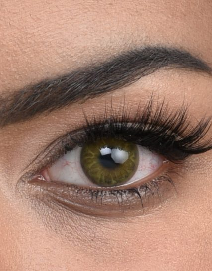 FX Eyes Aurora Green Hareli Lens 1 Yıllık