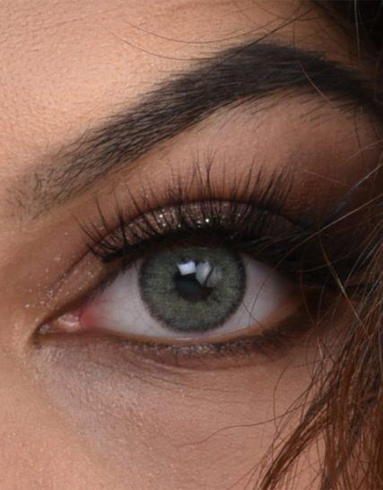 FX Eyes Emerald Hareli Lens 1 Yıllık