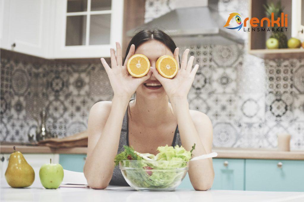 Gözleriniz İçin En İyi Yiyecekler-10