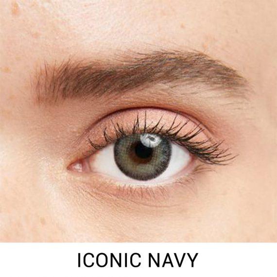Iconic Navy Hareli Lens 3 Aylık