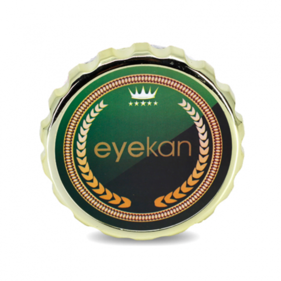 açacak şeklinde yeşil lens kutu